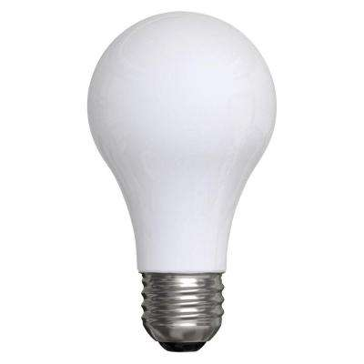 50/100/150-Watt Incandescent A21 3-Way Long Life Soft White Light Bulb (2-Pack)