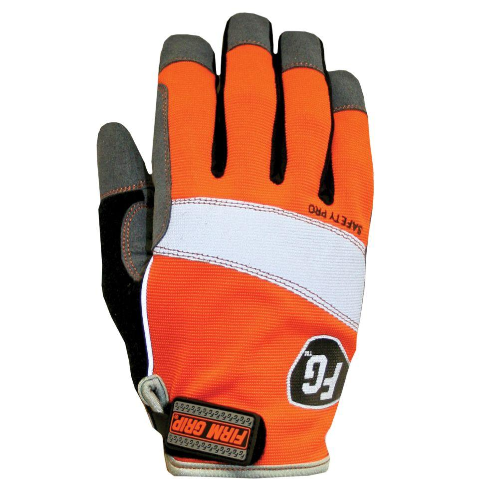 Firm Grip Safety Pro X-Large Work Gloves