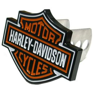 Harley Color Hitch Cover by