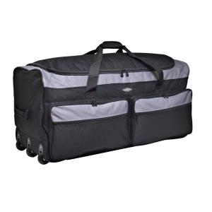 7c6a2e97ab1e +4. Space Saver 36 in. Collapsible Rolling Duffel Bag with 3 Blade Wheels  ...