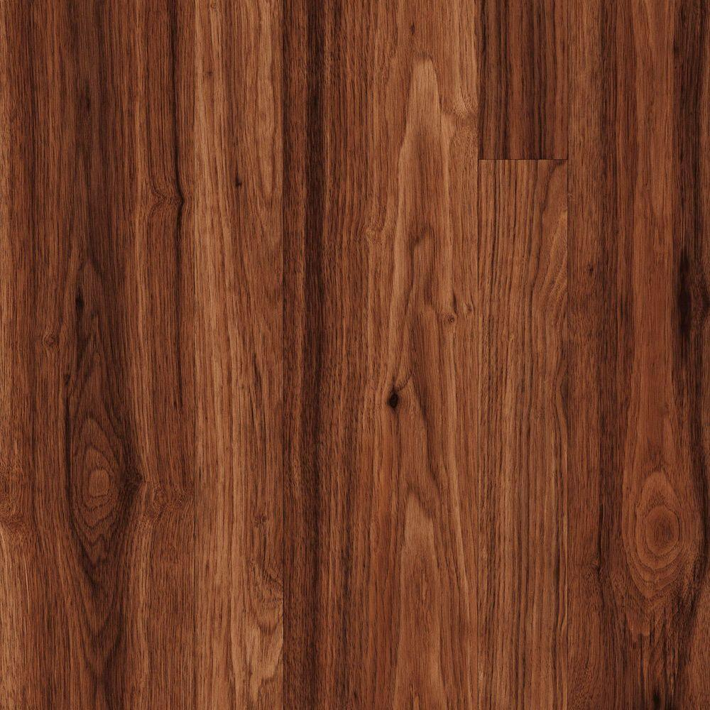 Trafficmaster New Ellenton Hickory 7 Mm Thick X 9 16 In Wide