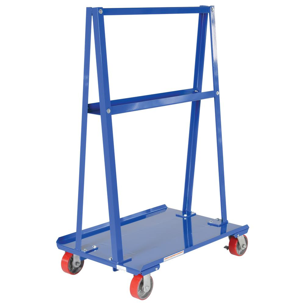 2,000 lb. Capacity 24 in. x 36 in. A-Frame Cart