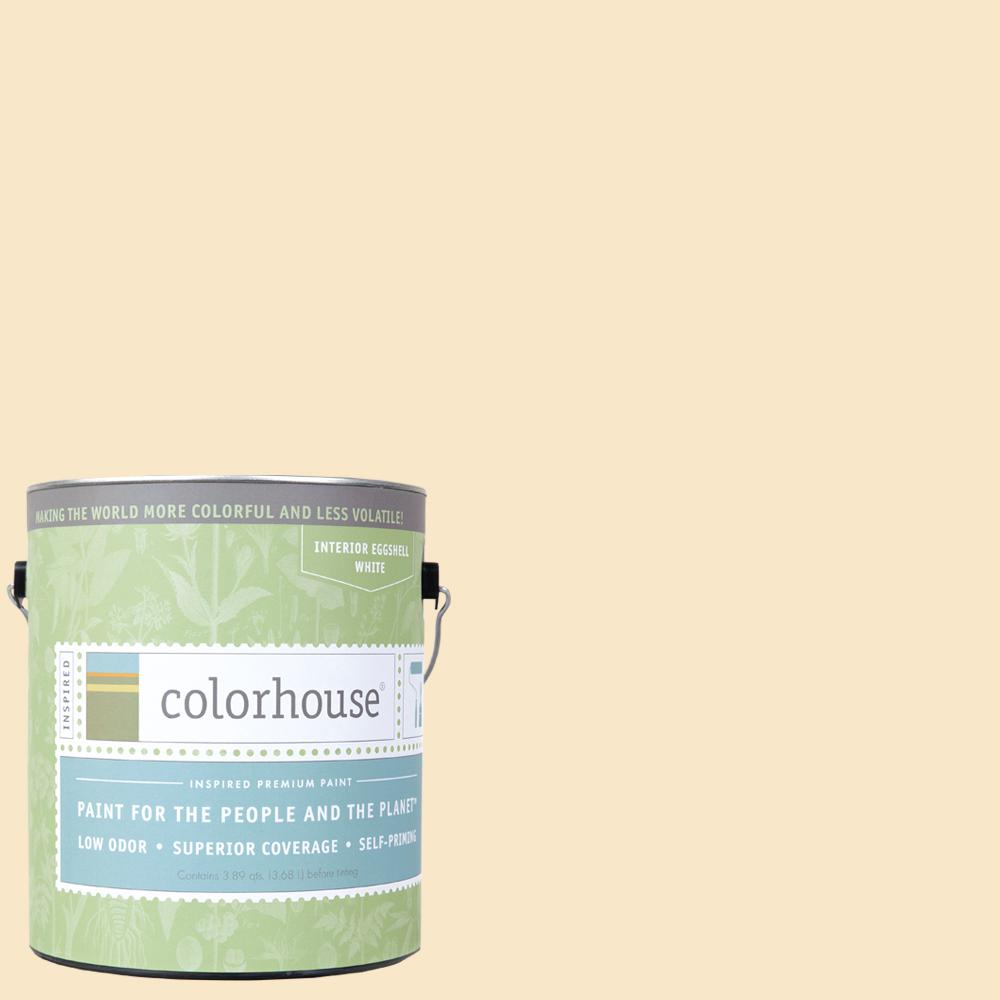 Colorhouse 1 gal. Create .01 Eggshell Interior Paint