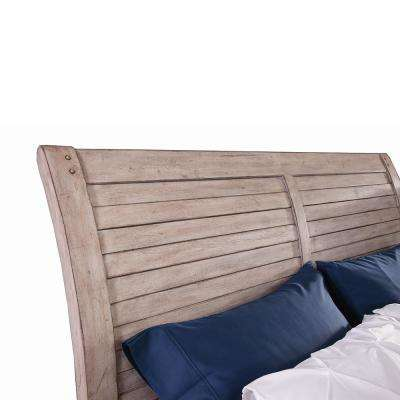 Whitewashed - Headboards - Bedroom Furniture - The Home Depot