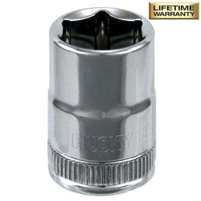 3/8 in. Drive 13 mm 6-Point Metric Standard Socket