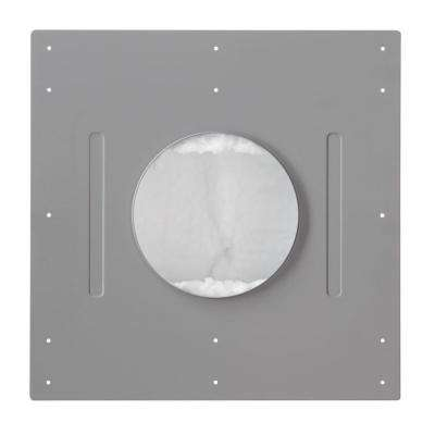 Fire-Rated Back Box for AEC65 Ceiling Speaker, Gray