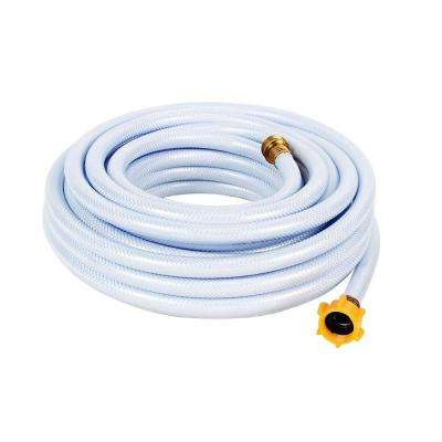 TastePURE 0.5 in. x 50 ft. Reinforced Fresh Water Hose
