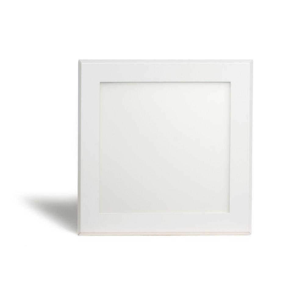 Pixi 1 ft. x 1 ft. Edge-Lit Integrated LED Flat Light Luminaire