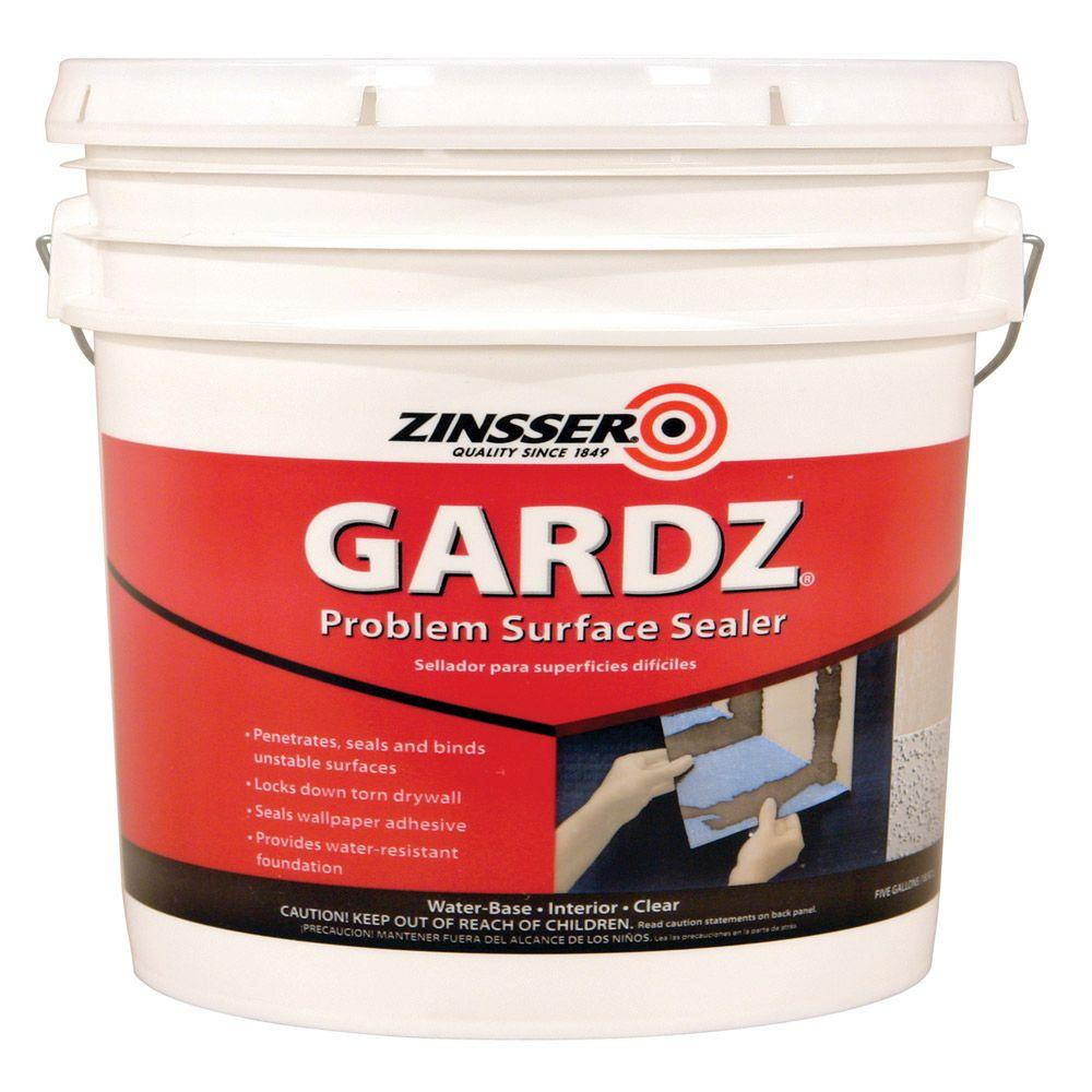 Zinsser 5-gal. Gardz Drywall Sealer-DISCONTINUED