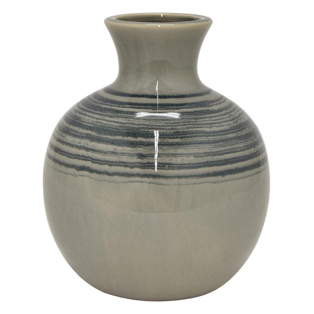 10 in. Ceramic Vase