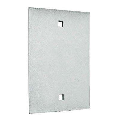 Aluminum Dummy Exit Only Plate Exit Device Trim