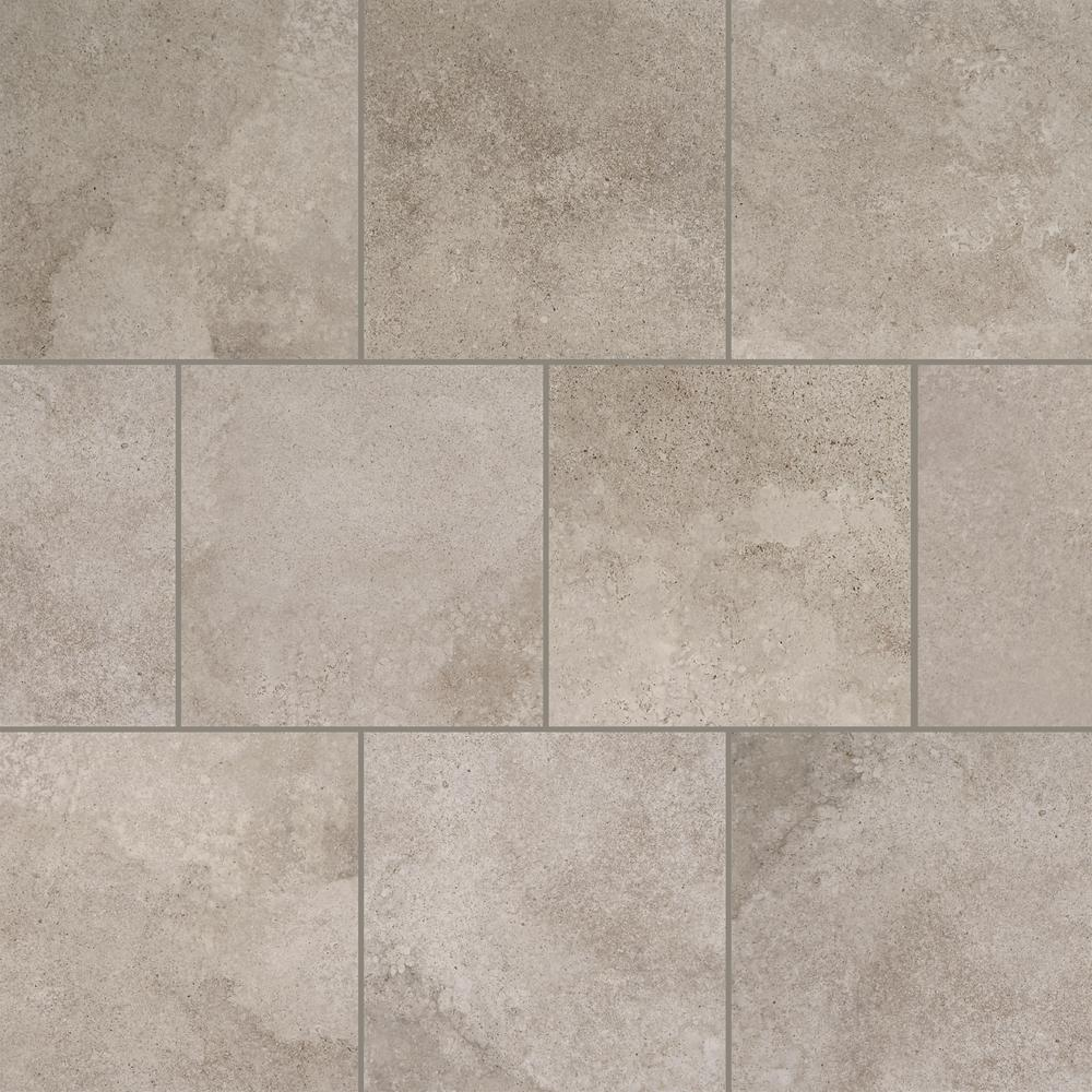 Daltile Hastings Gray 12 In X