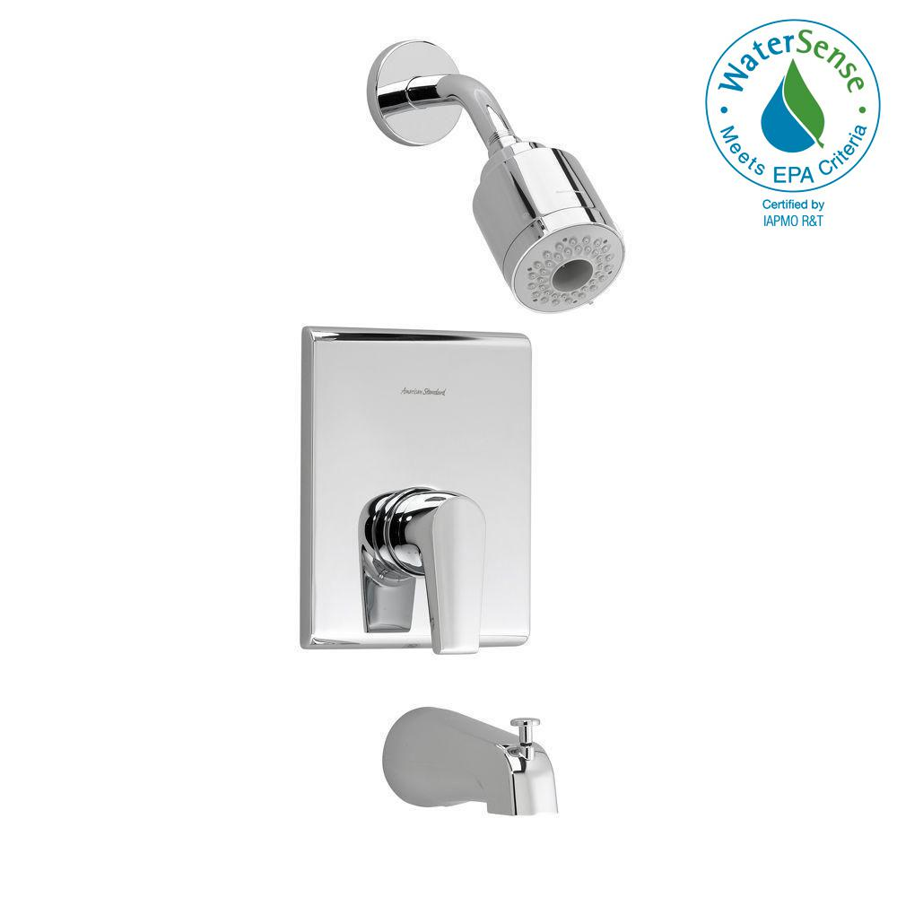 American standard 3 handle tub shower faucet | Plumbing Fixtures ...