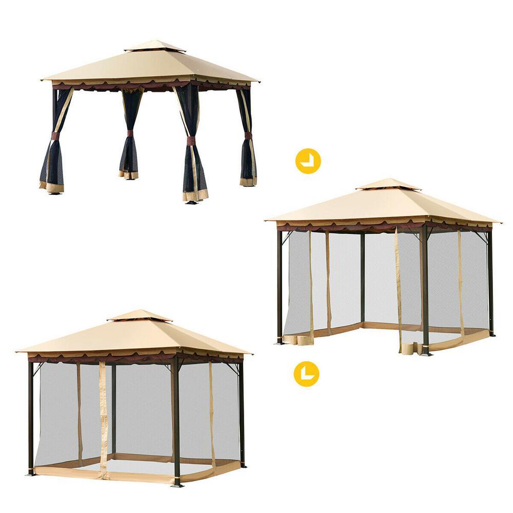 Outdoor Patio Canopy Home Depot - Patio Ideas