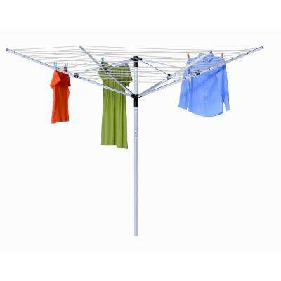 Inground Umbrella-Shaped Dryer