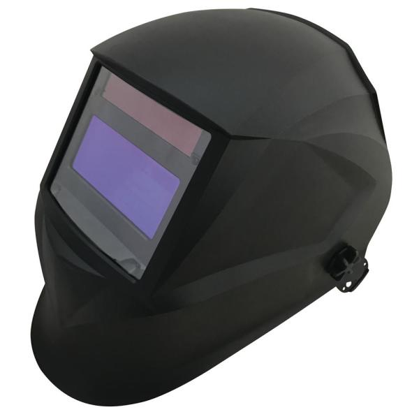 6.5 in. Black View Auto-Darkening Welding Helmet