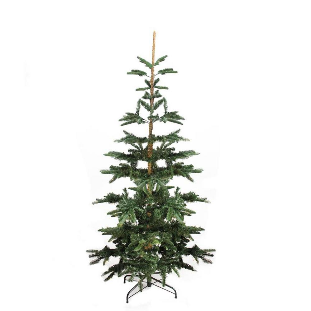 Northlight 9 ft. Layered Noble Fir Unlit Artificial ...