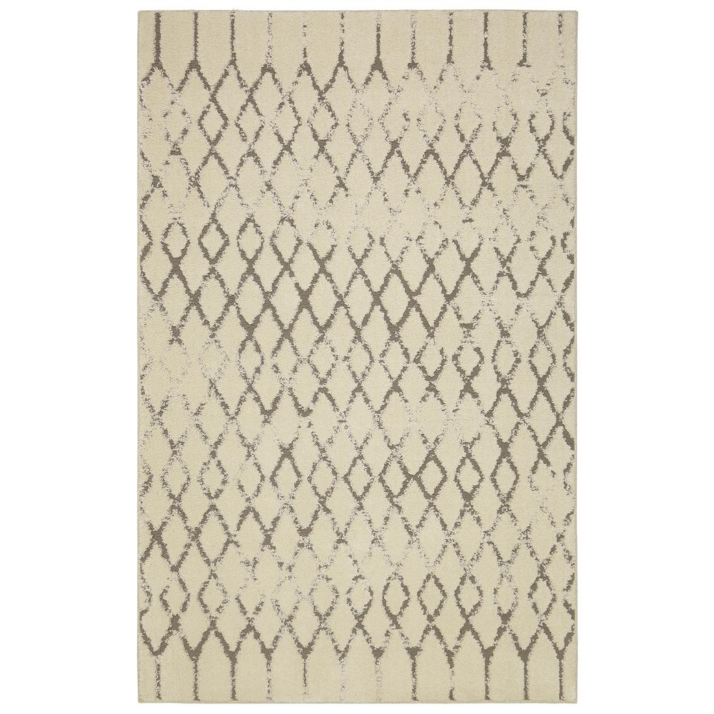 Mohawk Home American Rug Craftsmen Nomad Carlsbad Gray 5 Ft X 8 Indoor Area 522308 The Depot