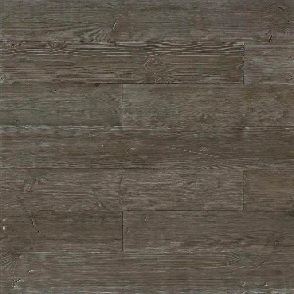 Ejoy 5 In W X 48 In L Reclaimed Peel And Stick Solid Wood Wall Paneling 1 Box Woodplanket C06 1box The Home Depot
