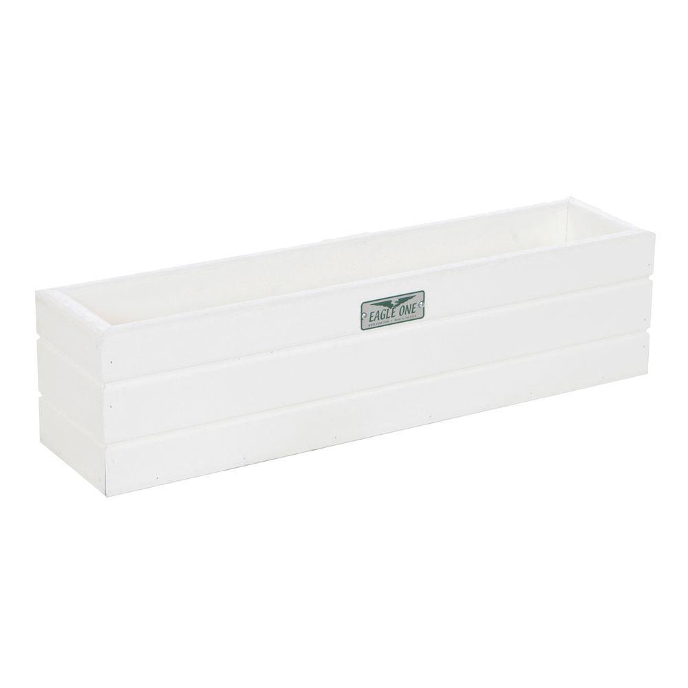 Eagle One 215 In X 5 55 White Recycled