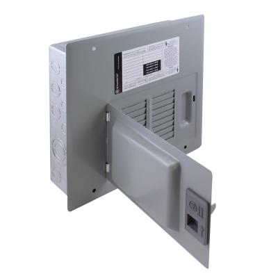 PowerMark Plus 125 Amp 6-Space 12-Circuit Indoor Main Lug Circuit Breaker Panel
