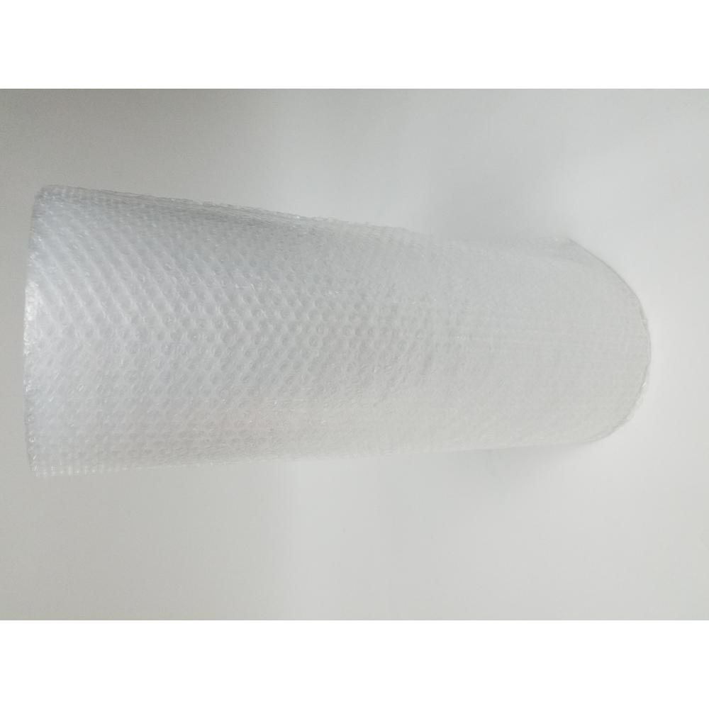 Pratt Retail Specialties 3/16 in. x 24 in. x 50 ft. Clear Perforated Bubble Cushion Wrap