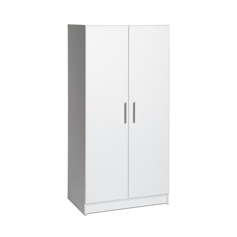Prepac Elite 32 in. Wardrobe Cabinet