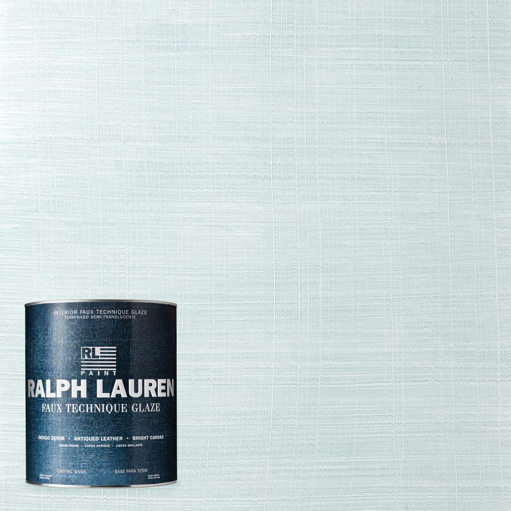 Ralph Lauren 1-qt. Sunbleached Blue Indigo Denim Specialty Finish Interior Paint