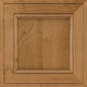 Thomasville 14.5x14.5 In. Blakely Cabinet Door Sample In  Palomino 772515399930   The Home Depot