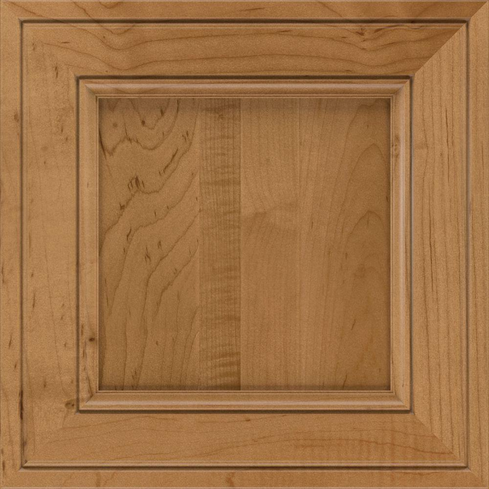 Ordinaire Thomasville Classic 14.5x14.5 In. Cabinet Door Sample In Blakely Maple  Palomino