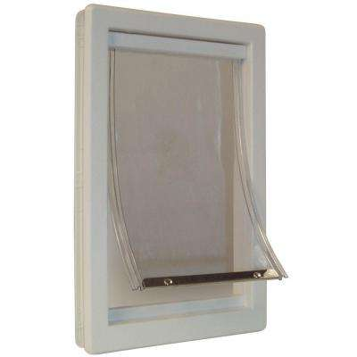 15 in. x 20 in. Super Large Original Frame Dog and Pet Door