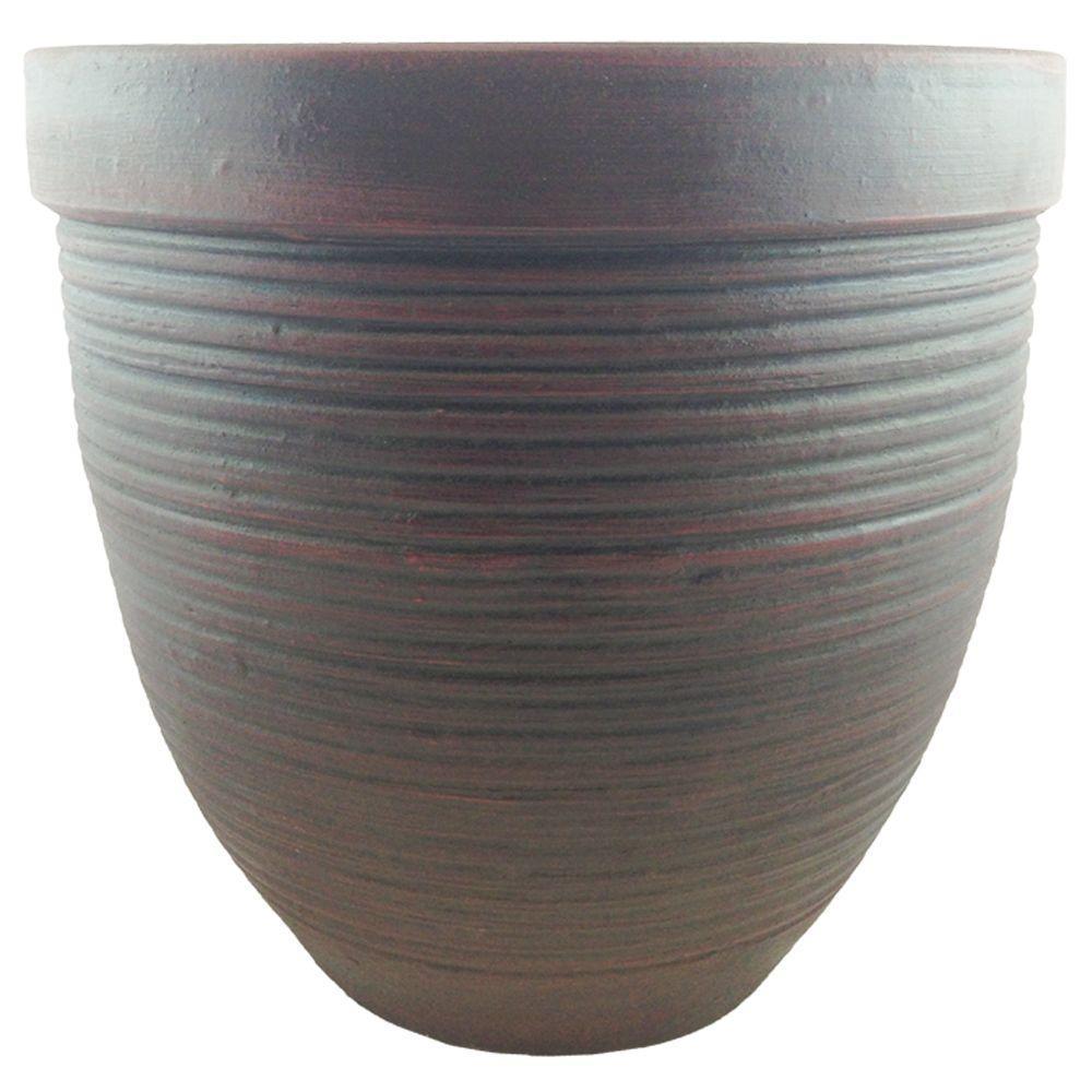 11.25 in. Ceramic Johanna Planter