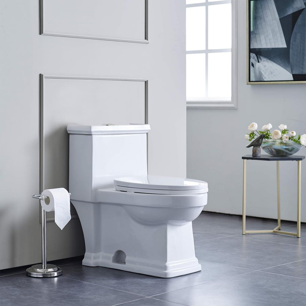 Swiss Madison Voltaire 1 Piece 0 8 1 28 Gpf Dual Flush