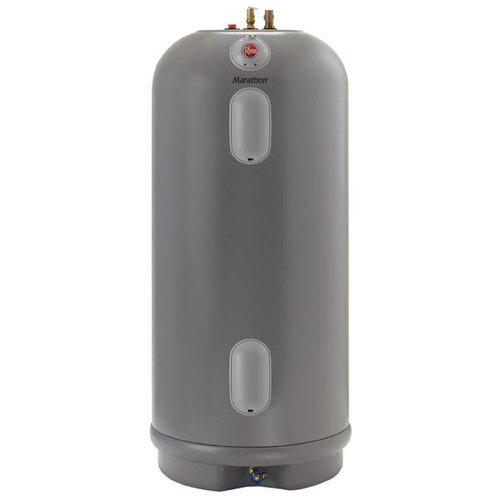 Commercial Marathon 105 Gal. Lifetime 4500/4500-Watt Non-Metallic Electric Tank Water Heater