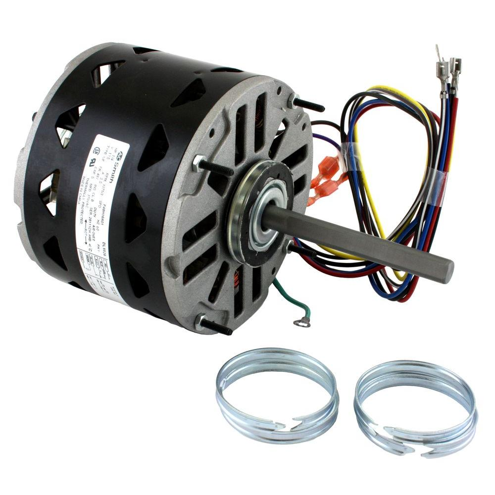 Century 1 4 Hp Blower Motor Dl1026 The Home Depot