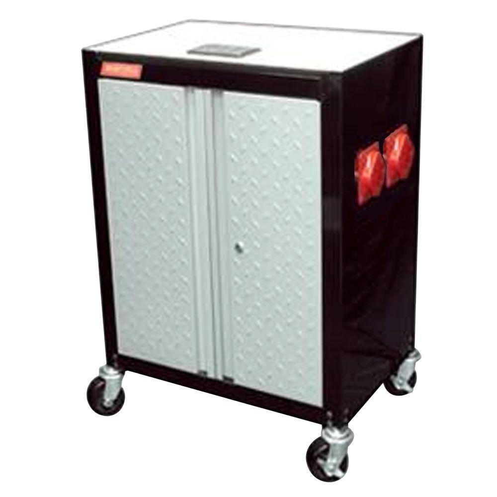 Geneforce 2,500-Watt (7,500-Watt Surge) Battery Based Emergency 120 VAC Power System