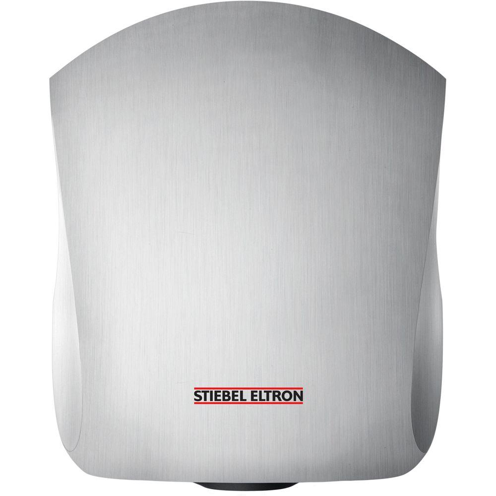 Stiebel Eltron High Speed Touchless Automatic Electric Hand Dryer in Stainless Steel