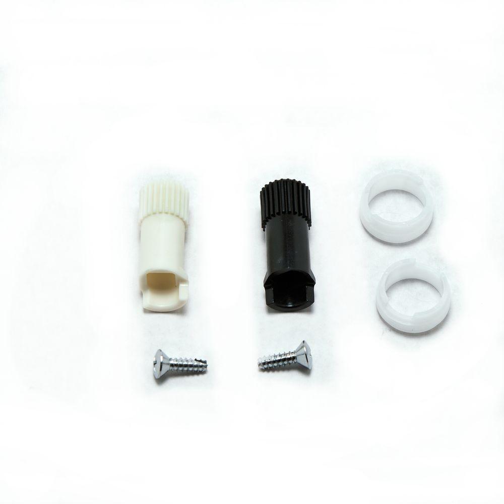 Monticello Stem Extension Kit, Monticello 2-Handle Tub/Shower, Quantity 2