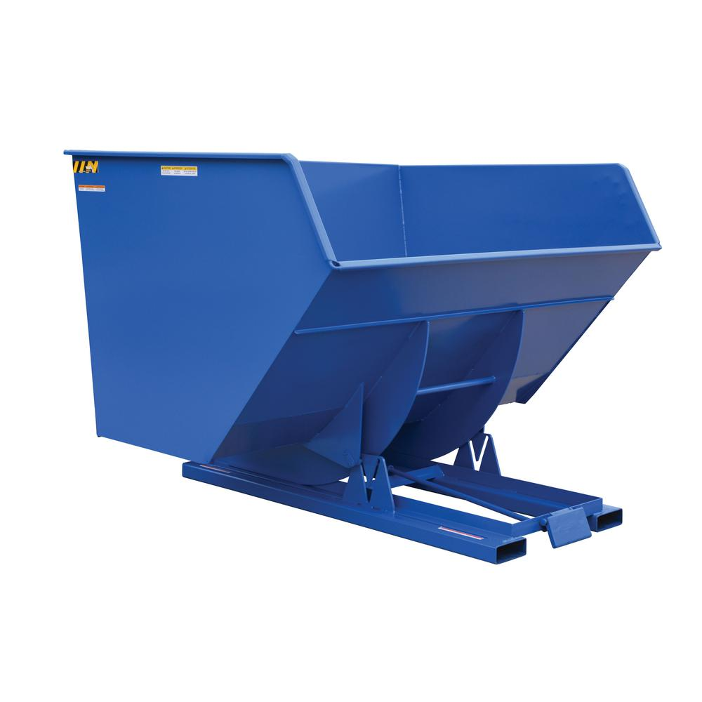 6,000 lb. Capacity 5 cu. yds. Self-Dump Duty Hopper