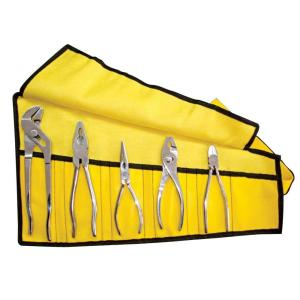 Aven Stainless-Steel Pliers Set with Pouch (5-Piece) by Aven