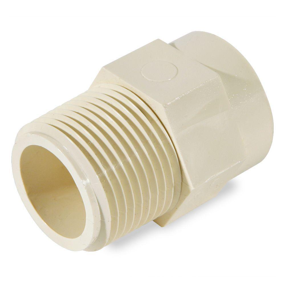 1-1/4 in. CPVC CTS MPT x Socket Adaptor