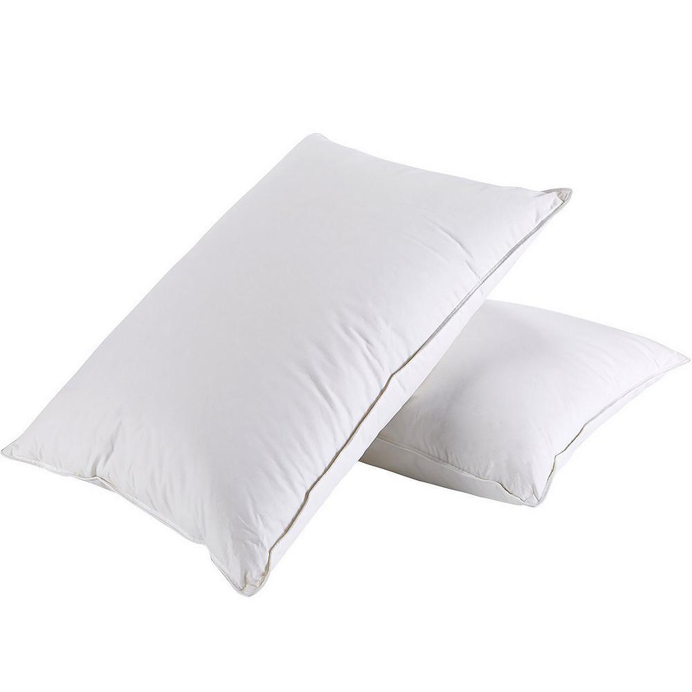 600 Fill King Power Down Pillow (Set of 2)
