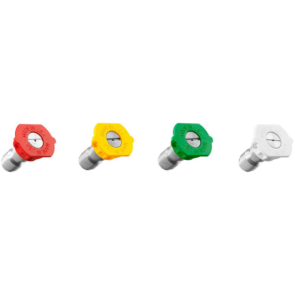 3300-PSI Pressure Washer Nozzle Kit
