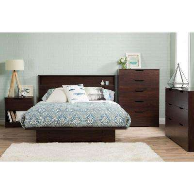 Holland 6-Drawer Havana Dresser