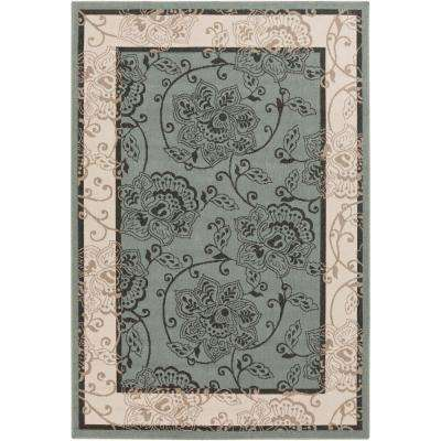 Alfresco Sage 6 ft. x 9 ft. Indoor/Outdoor Area Rug