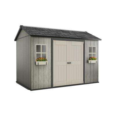 My Shed 11 ft. x 7.5 ft. Fully Customizable Storage Shed