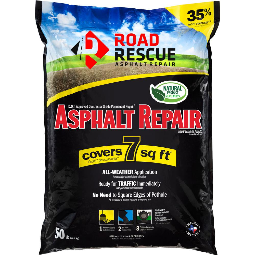 Road Rescue 50 lbs. Asphalt Repair