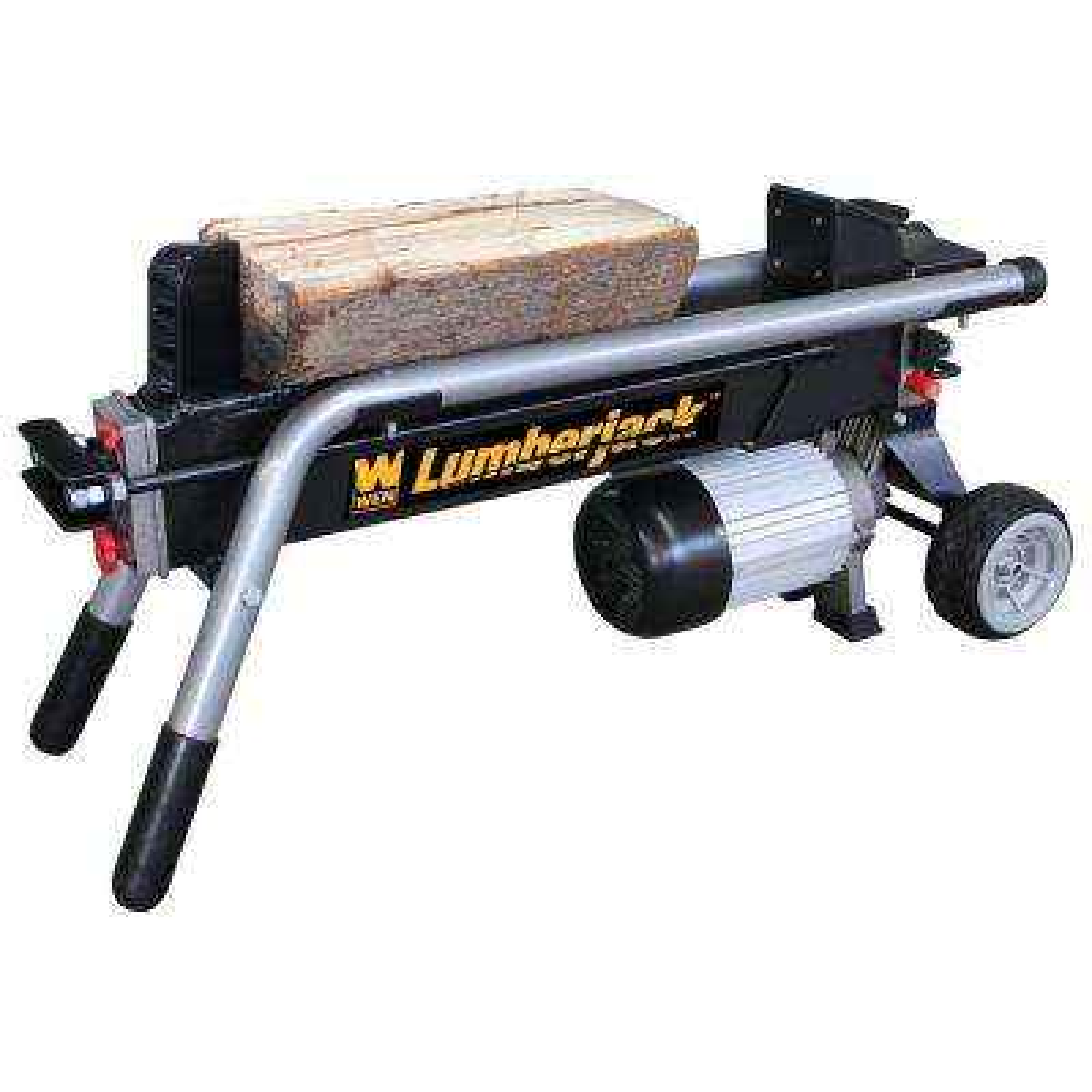 6-Ton 15 Amp Electric Log Splitter