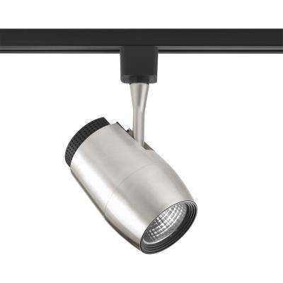 Led Track Collection Brushed Nickel Integrated Lighting Head