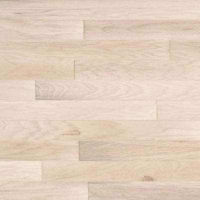 Take Home Sample - Hickory Plains Engineered Click Hardwood Flooring - 5 in. x 7 in.